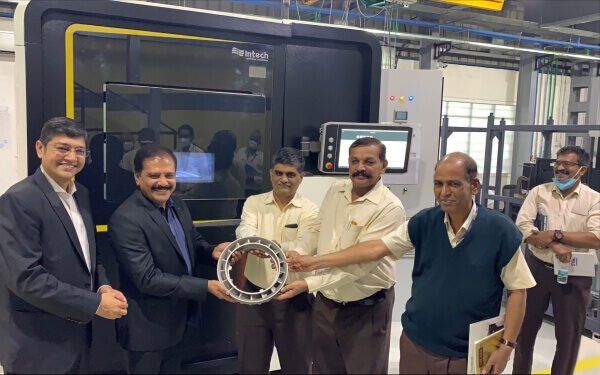Indian Partnership Yields Country's First AM Aero Engine Part