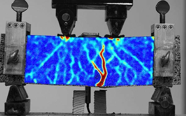 3D Printed Plastic Rebar Replacement Used to Make Greener Concrete