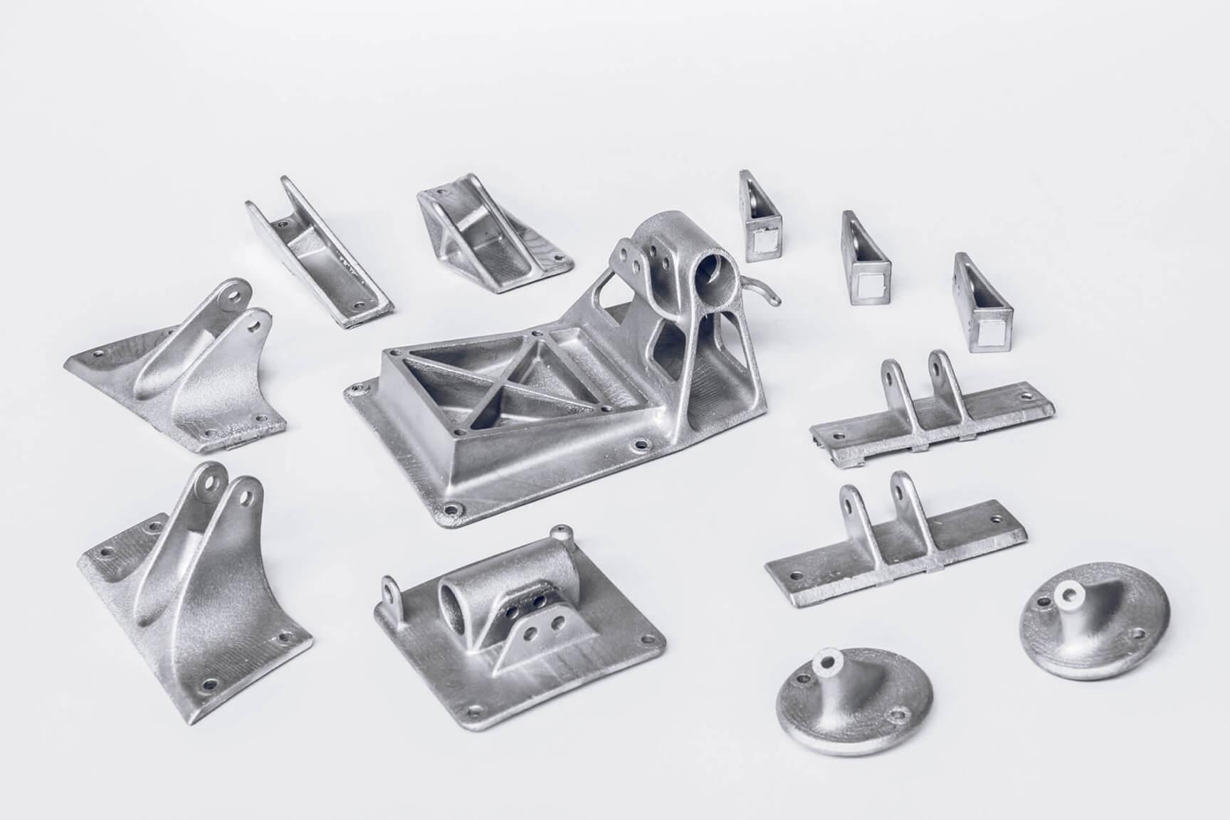 voxeljet cast aluminum