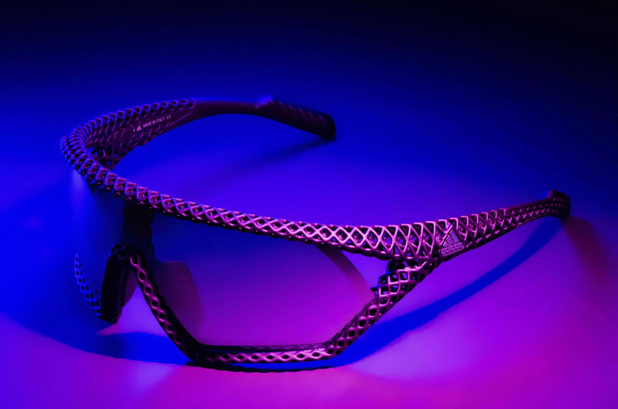 Adidas Unveils 20 gram Lattice Sunglasses