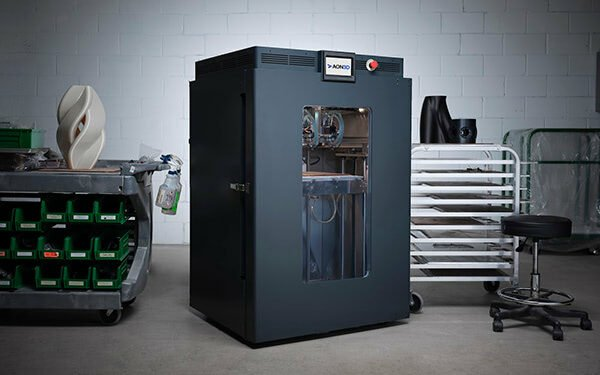 AON3D Releases AON-M2 2020 Industrial 3D Printer
