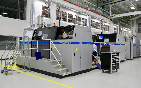 GE Additive Ships First Concept Laser M Line Factory Metal 3D Printing System