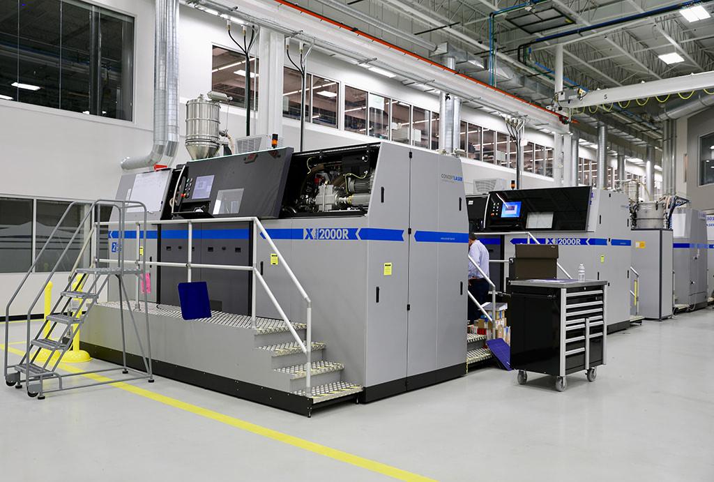 ATC 3D printing facility Cincinnati