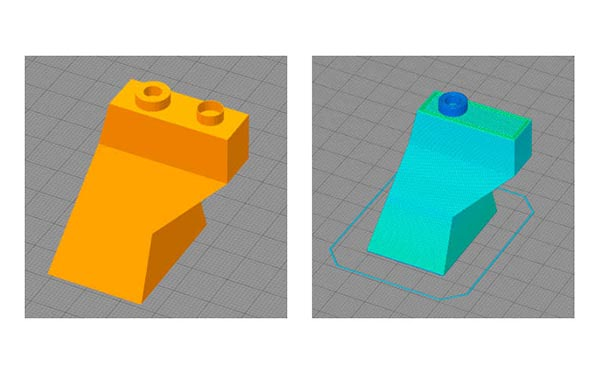 Design Guidelines for plastic 3D printing