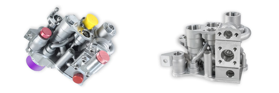 EOS Liebherr Hydraulic Component Content