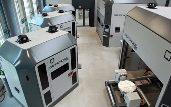 Gefertec Opening Metal Printing Facility In Danville, Virginia
