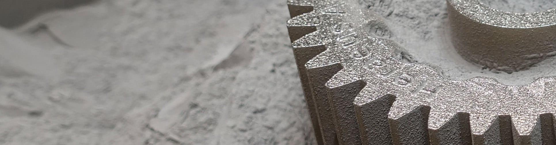 3D Printing Amorphous Metals