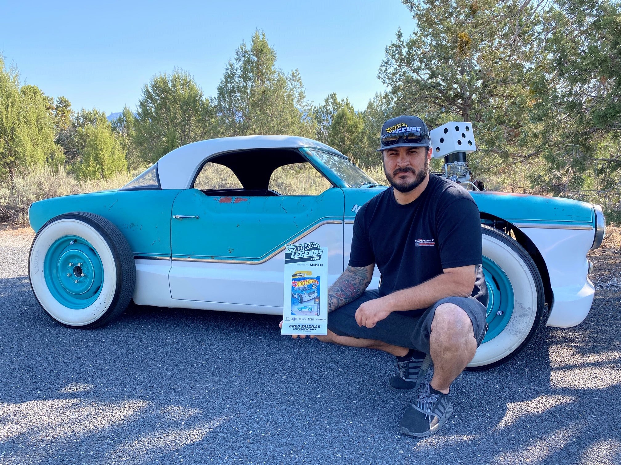 Hot Wheels Nash Winner