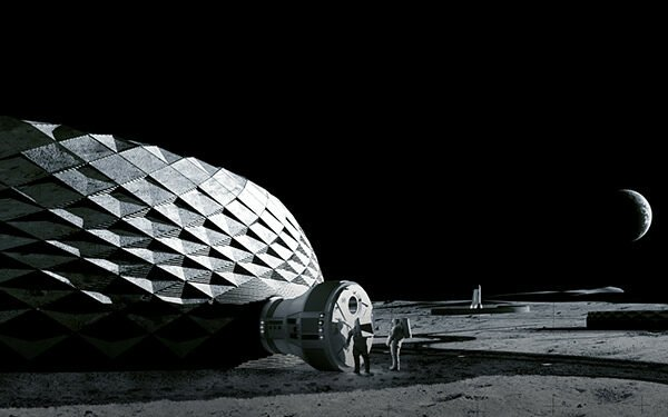 ICON gets Contract for Moon Printing