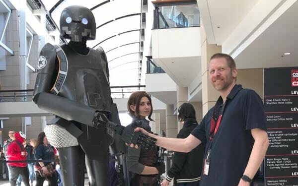 3D Universe Untethered 1 – Next-Level Cosplay with 3D Printing