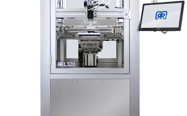 German RepRap Releases L320 Liquid Silicone Rubber 3D Printer