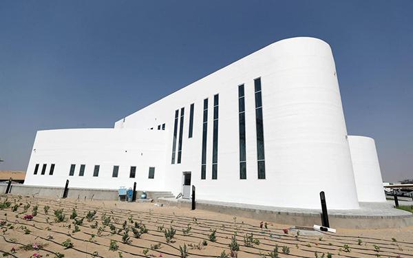 Dubai Unveils World's Largest On-Site 3D Printed Building