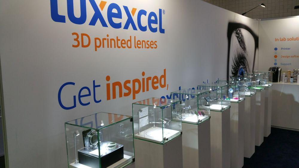 Luxexcel & IFB Solutions Produce Custom Ophthalmic Lenses