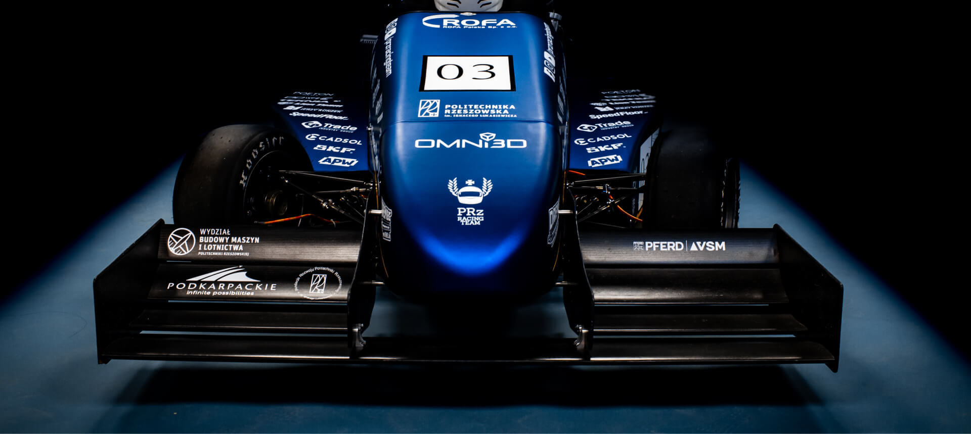 Polish Race Team Gets Lightweight AM Upgrades