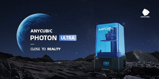 Anycubic Photon Ultra DLP Launches on Kickstarter