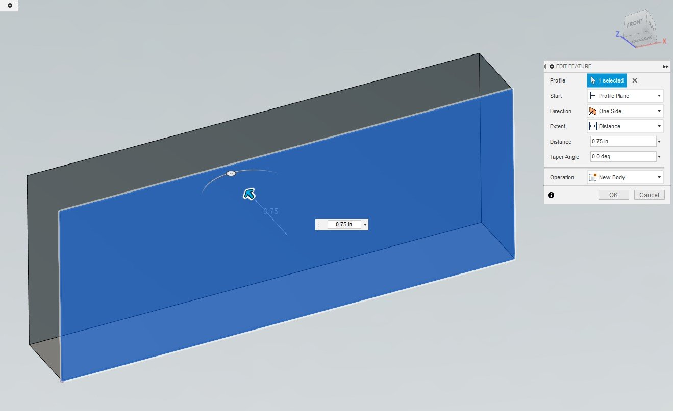 3D Printing Reusable TPU Molds Step 1