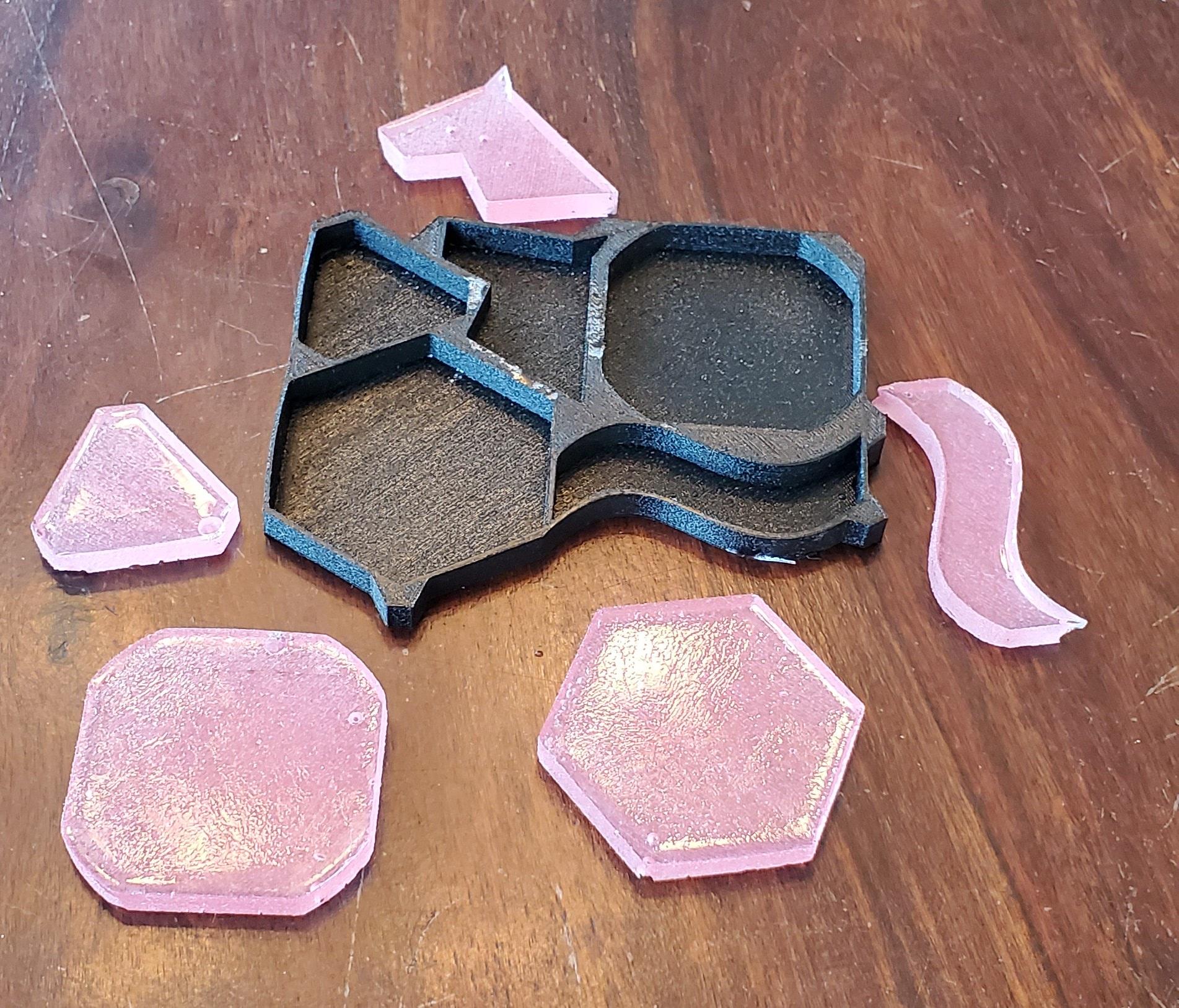 3d printed tpu mold reusable