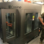US Marines Use Cosine large Scale 3D printer