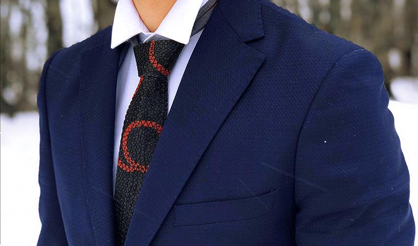 VIP Tie 3D printed ties