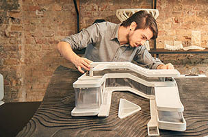 Creating a Detailed Architectural Model in 11 Days