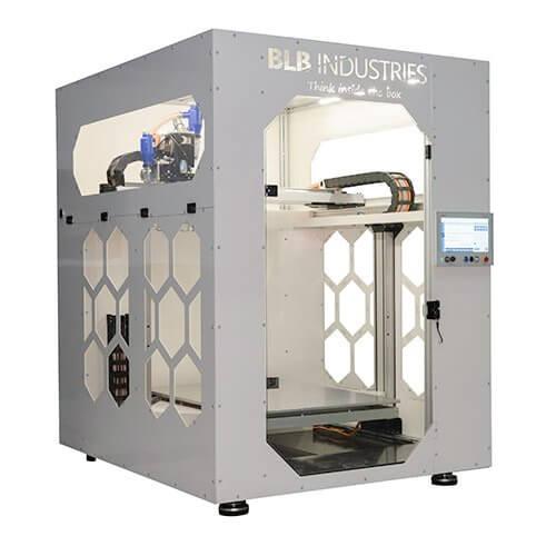 BLB Industries The BOX SMALL