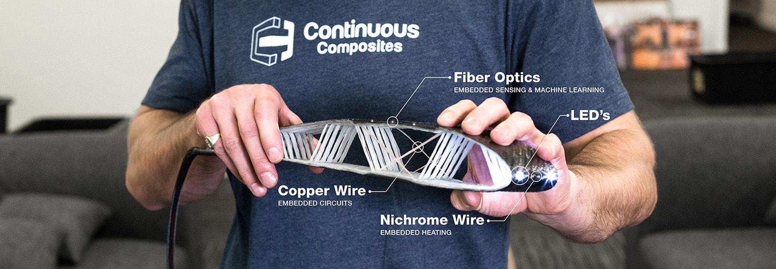 Intro to Continuous Fiber 3D Printing