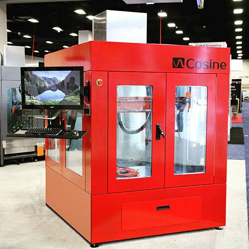 cosine additive am1 large scale 3D printer