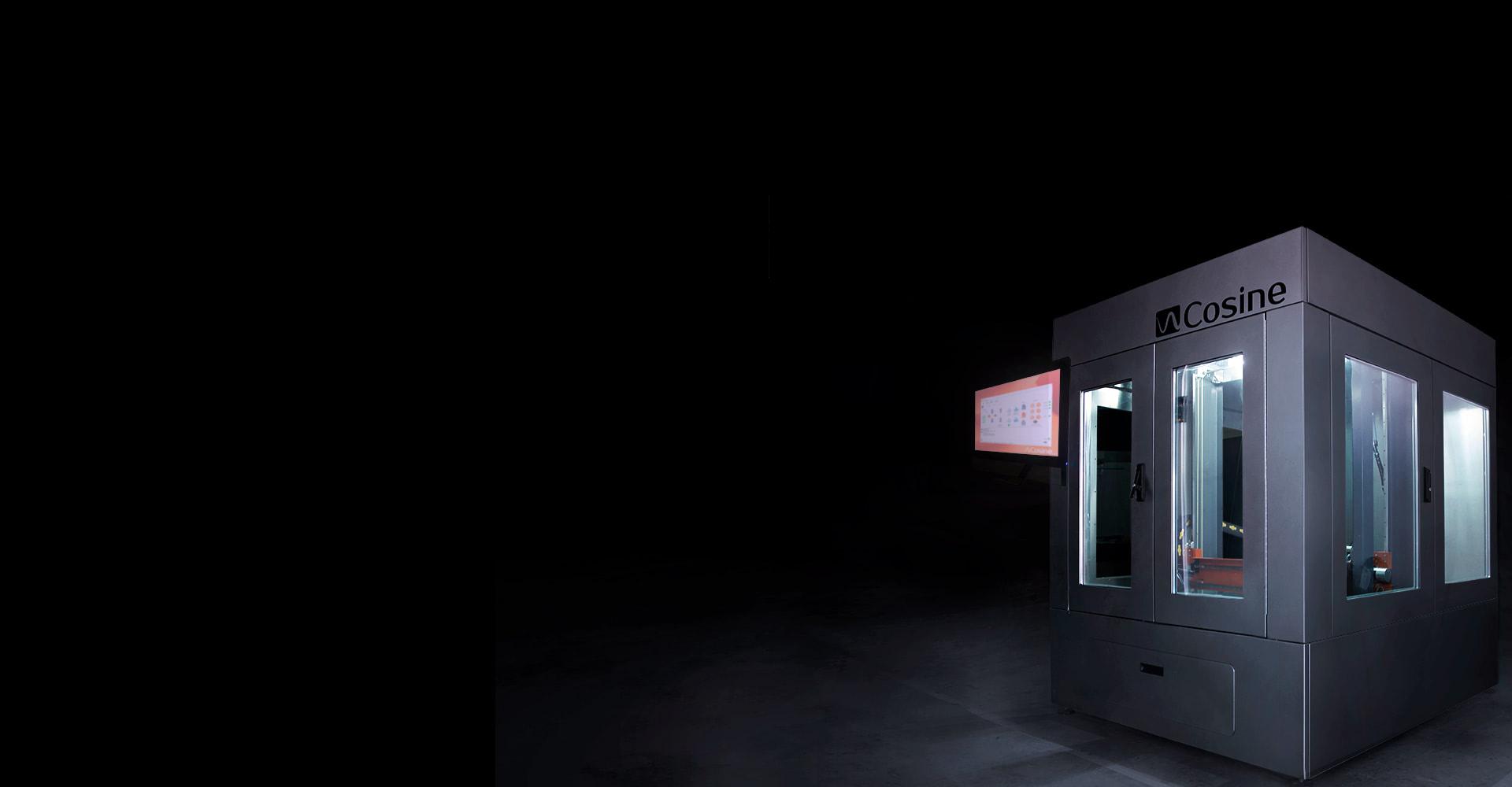 Large Scale 3D Printers Big Enough to Print Furniture