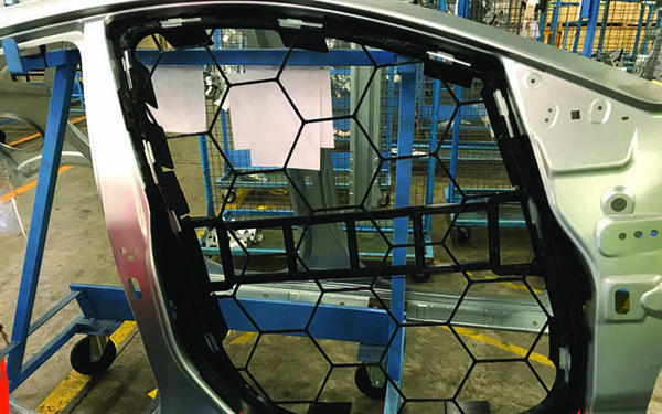 How Ford Upscaled In-House Tooling