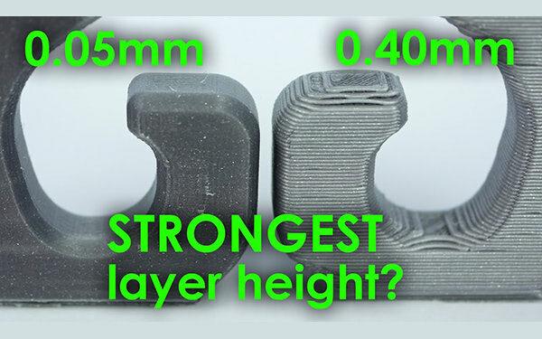 How to Get Stronger FDM 3D Prints