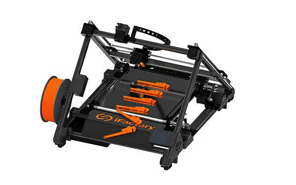 iFactory3D Launches Kickstarter for High Quality Desktop Belt 3D Printer