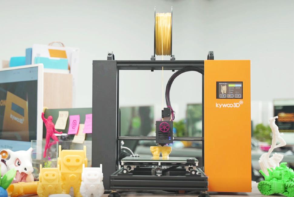 Kywoo Tycoon Max 3D printer