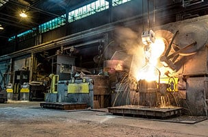 JC Steele's Efficient Sand Casting Strategy