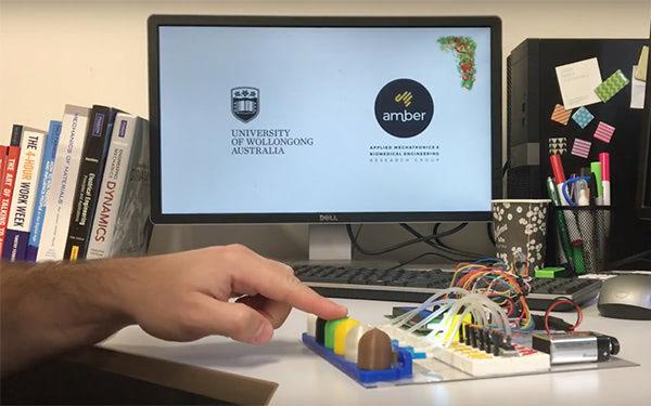 Jingle Bells With 3D Printed Soft Robotics