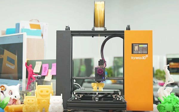 Kywoo Tycoon 3D Printer Launched on Kickstarter