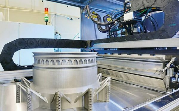 Fraunhofer Researchers go XXL as FutureAM Nears Completion