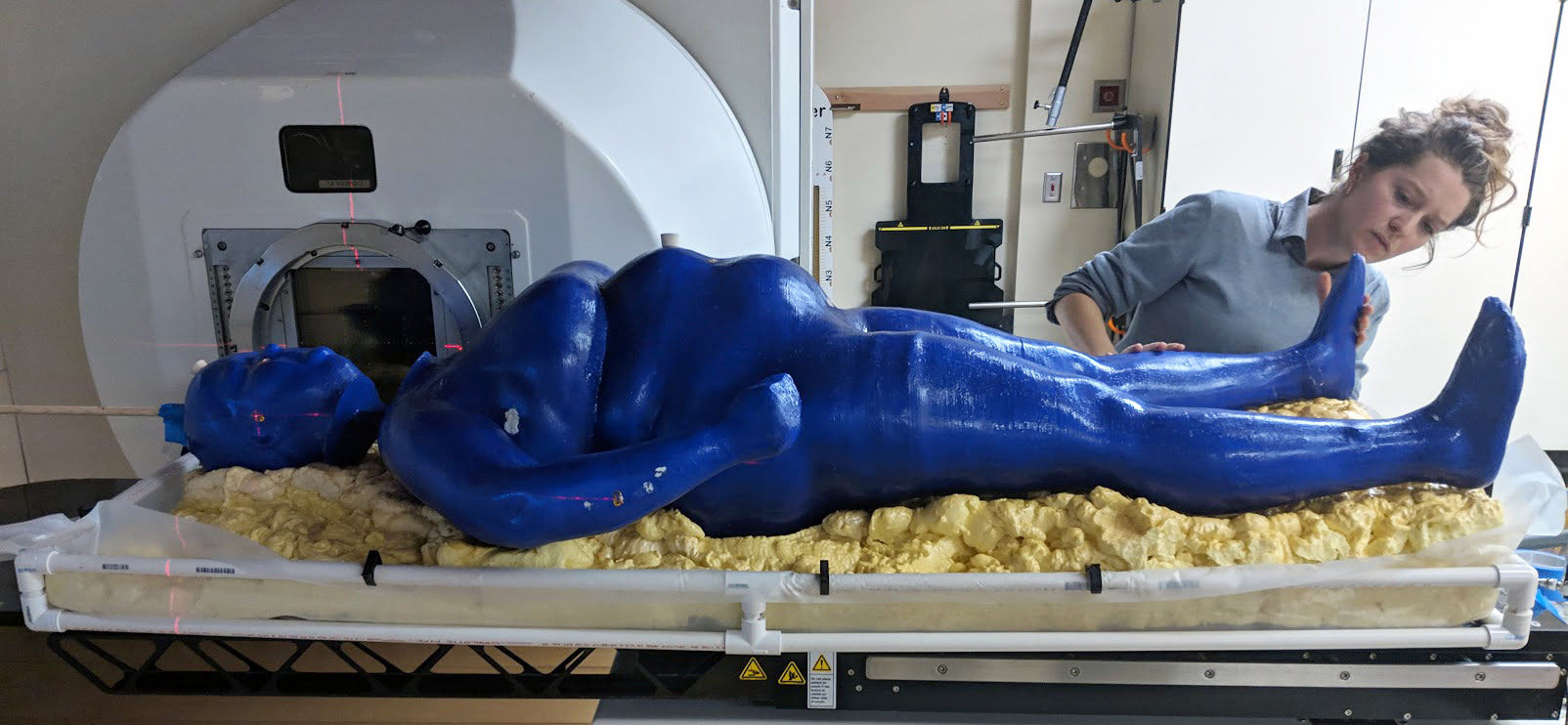 Life-size 3D Printed Human Body Could Aid Cancer Treatments