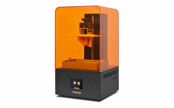 LONGER Launches Kickstarter for 4K LCD 3D Printer