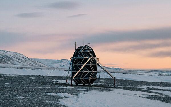 Danish Duo 3D Print Lunar Habitat