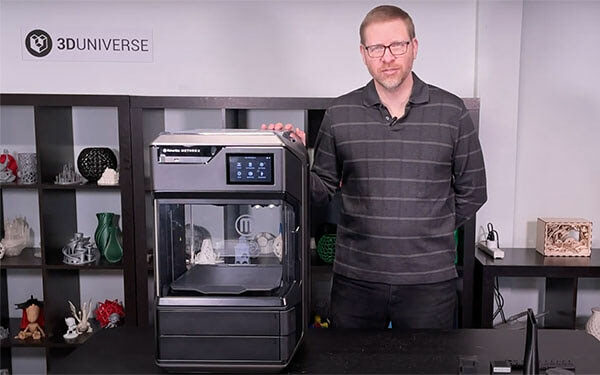 MakerBot METHOD and METHOD X Overview Video