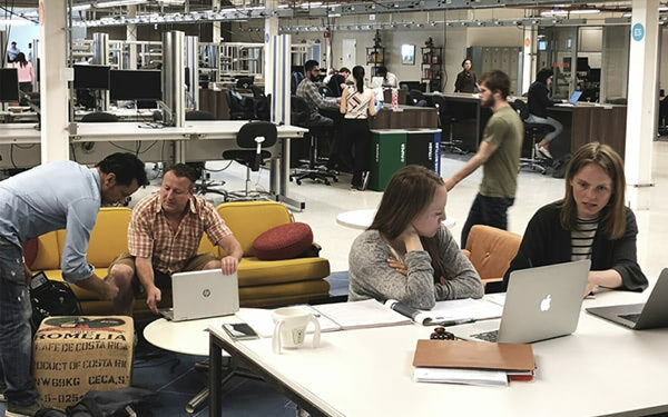 mHUB Launches Incubator for Hardtech Startups