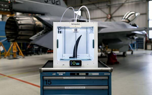 3D Printing Uses in the Military