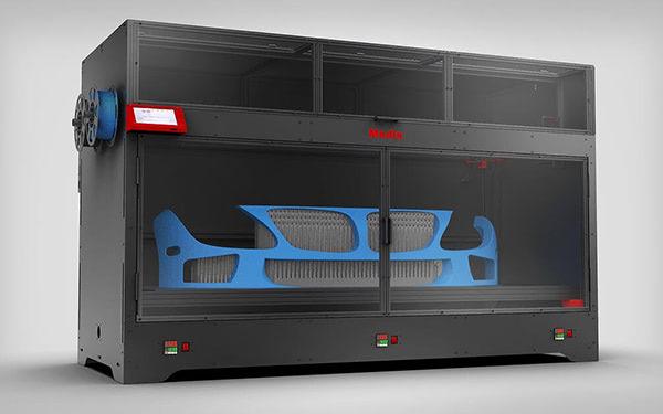 Modix Releases Three New XL 3D Printers