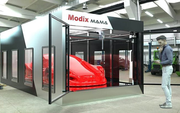 Modix Announces MAMA, A Modular XXL 3D Printer