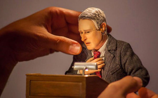 Starburns Industries Uses 3D Printing to Bring Greater Realism to Anomalisa Character