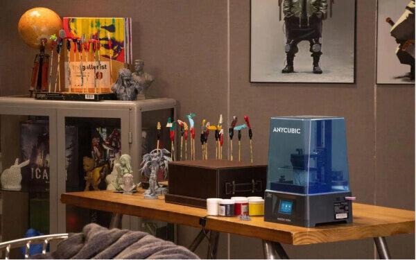 Anycubic Photon Ultra DLP Printer now on Kickstarter