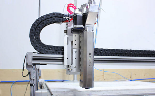 Dyze Design Releases Pulsar Pellet Extruder with 2.5kg/h Flow Rate