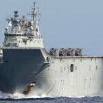 royal australian navy metal AM test