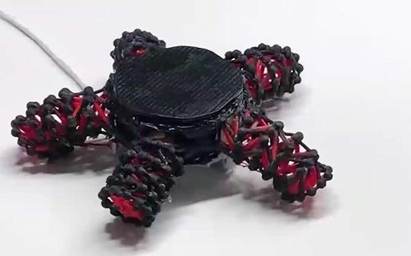 3D Printed Tensegrity Soft Robots