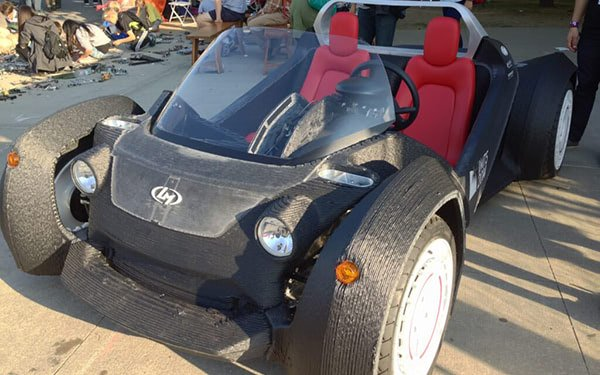 3D Printed Cars: How 3D Printing Will Revolutionize the Automotive Industry